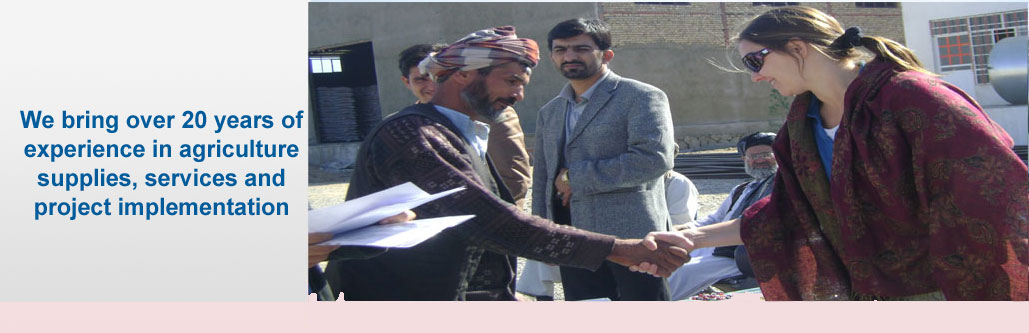 Certificate handover to farmers for tractor project